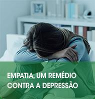 Empatia, um remédio contra a depressão
